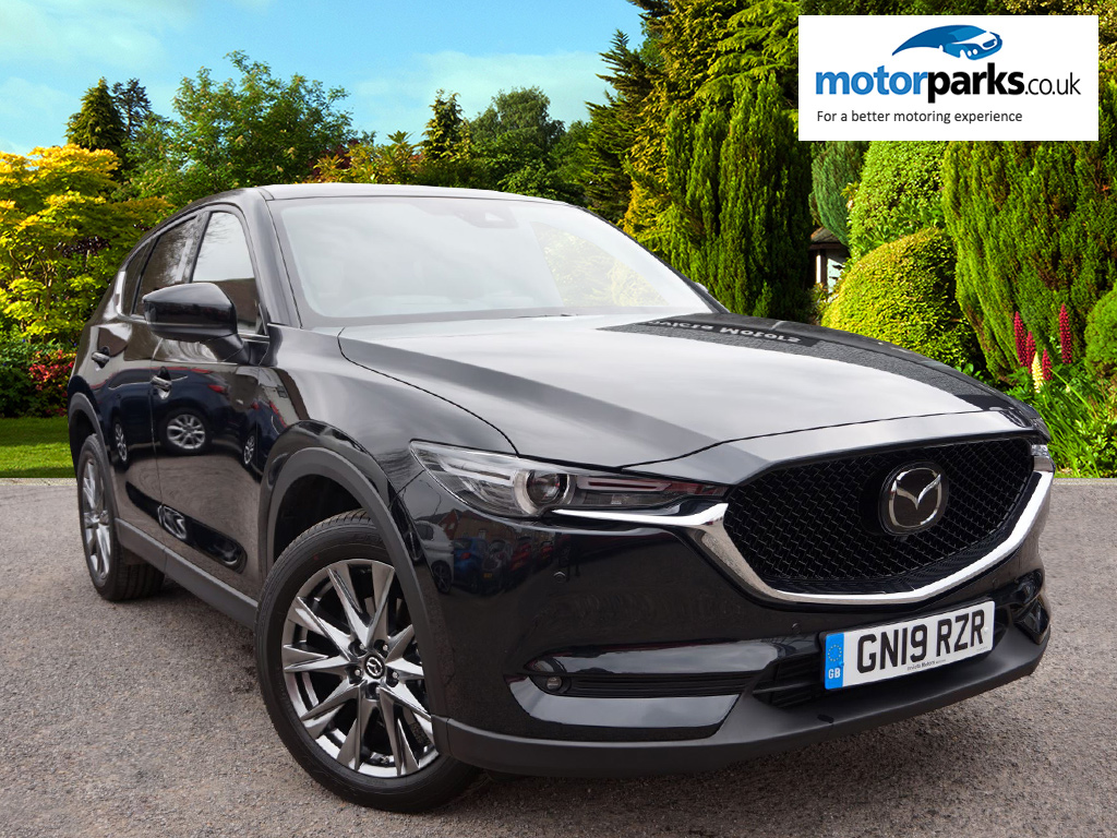 Mazda CX-5 2.2d GT Sport Nav+ 5dr AWD Diesel Automatic Estate (2019) image