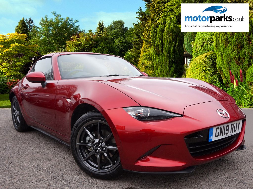 Mazda MX-5 1.5 [132] Sport Nav+ 2dr 5 door Convertible (2019)