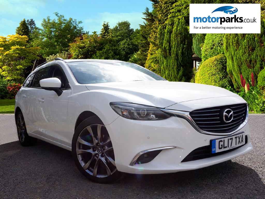 Mazda 6 2.2d Sport Nav 5dr Diesel Estate (2017) image