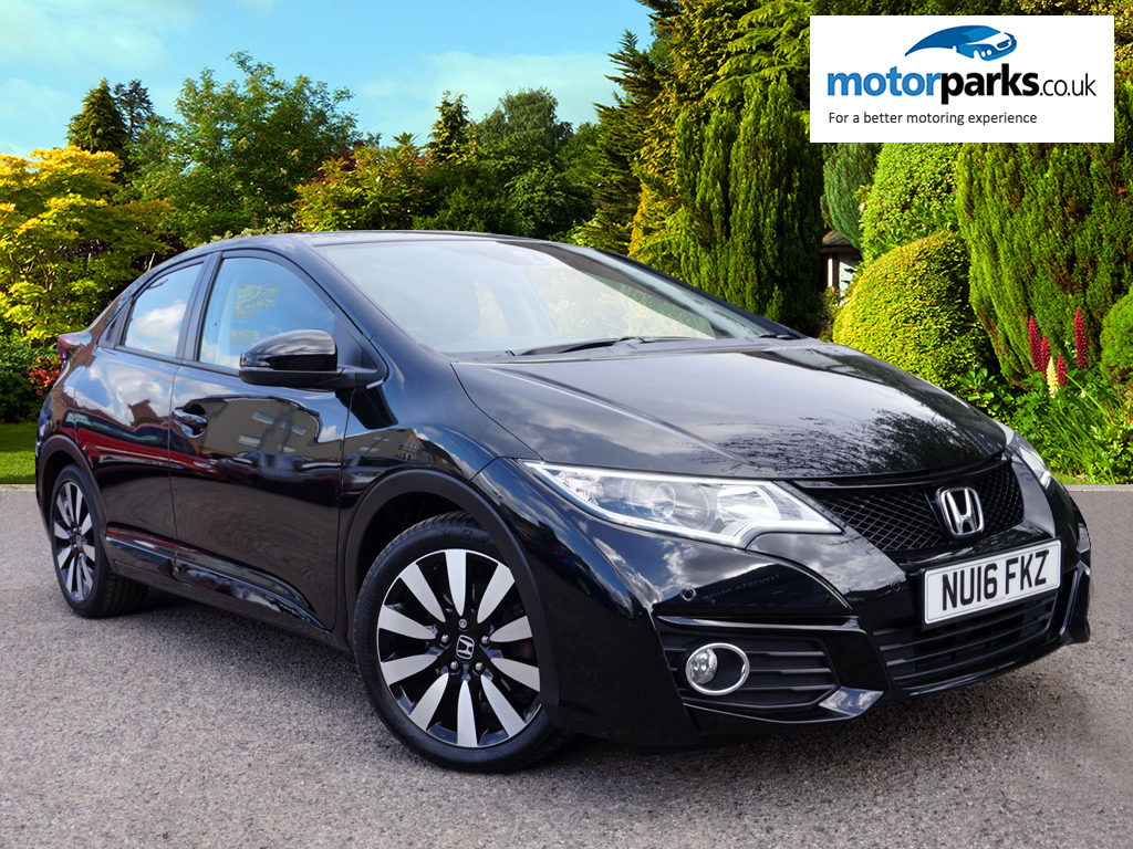 Honda Civic 1.8 i-VTEC SE Plus 5dr Hatchback (2016) image