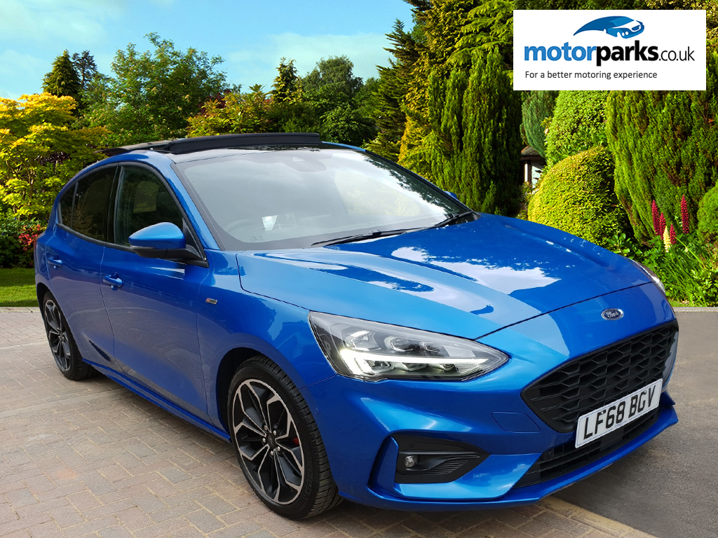 Ford Focus 1.5 EcoBlue 120 ST-Line X Diesel Automatic 5 door Hatchback (2018)