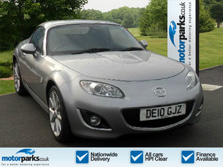 Mazda MX-5 2.0i Sport Tech 2dr Coupe (2010) image