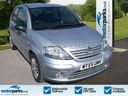 Citroen C3 1.4i 16V Stop and Start 5dr Sensodrive Automatic Hatchback (2005) image