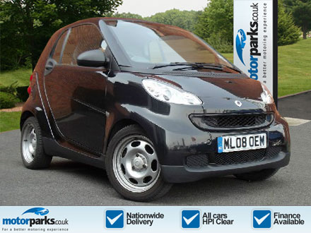 Smart ForTwo Pure 2dr Auto 1.0 Automatic Coupe (2008) image