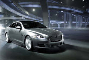 The New Jaguar XJ