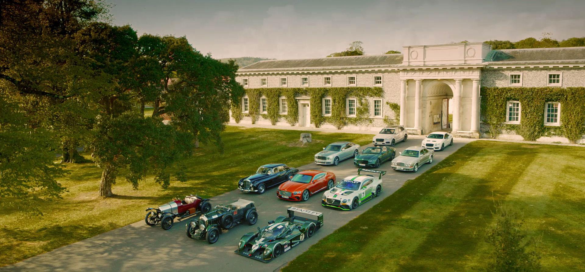 Bentley at Goodwood 2019