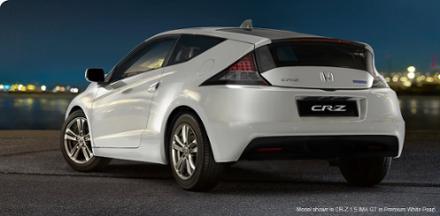 Honda CR-Z 1.5 IMA GT Hybrid 3dr