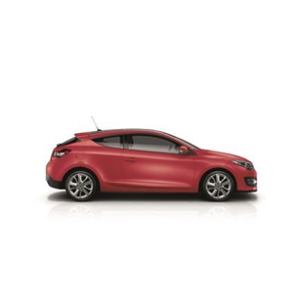Renault Megane Coupe Dynamique TomTom 1.6 110