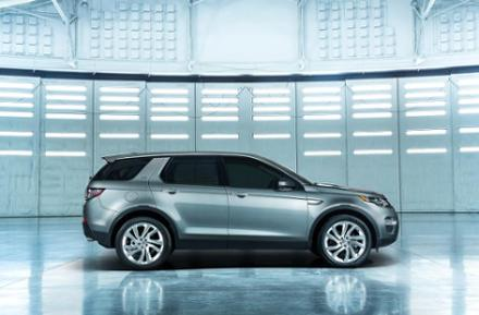 Land Rover Discovery Sport SE (Manual)