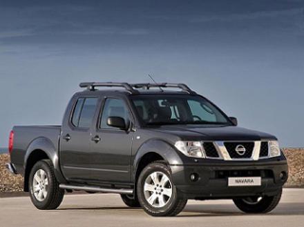 Nissan Navara Double Cab Pick Up Visia 2.5 DCi