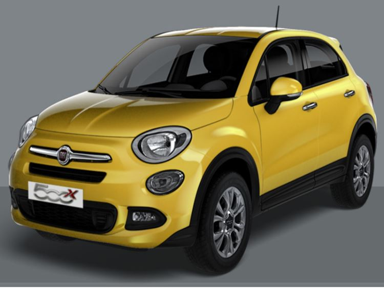 Fiat 500X 1.4 Multiair Pop Star