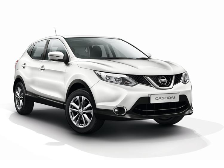 Nissan Qashqai Acenta [Smart Vision Pack]
