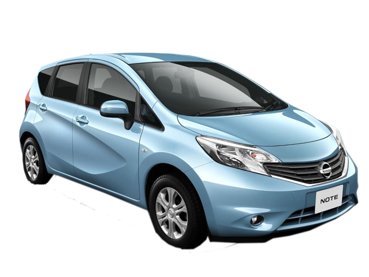Nissan Note Visia Limited Edition