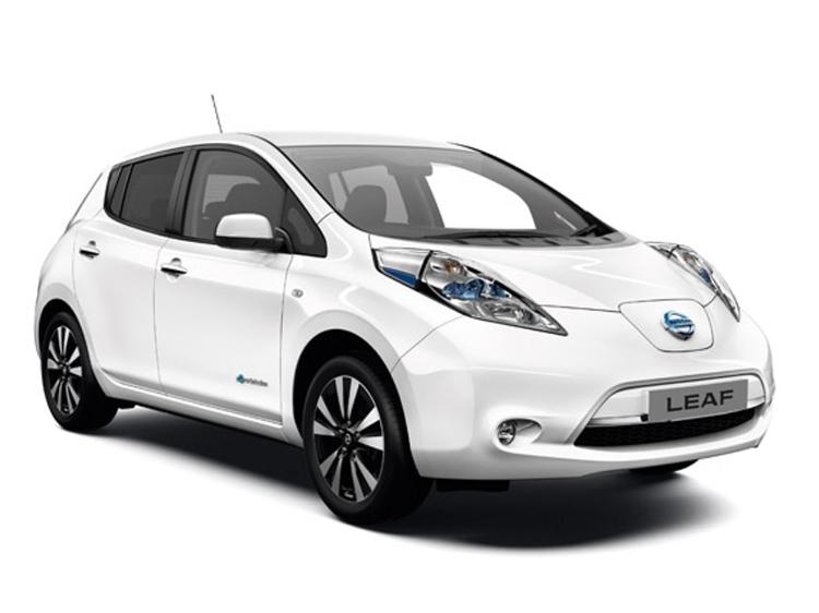 Nissan Leaf Visia Flex