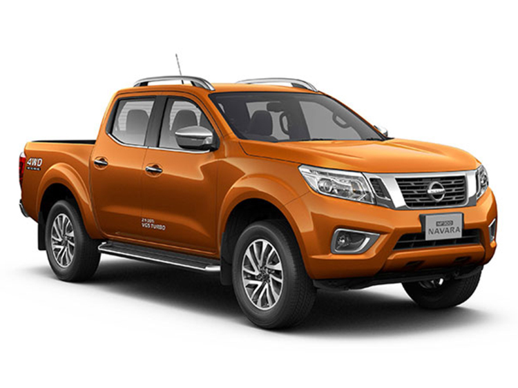 Nissan Navara N-CONNECTA 2.3L dCi 190 Manual Diesel Double Cab