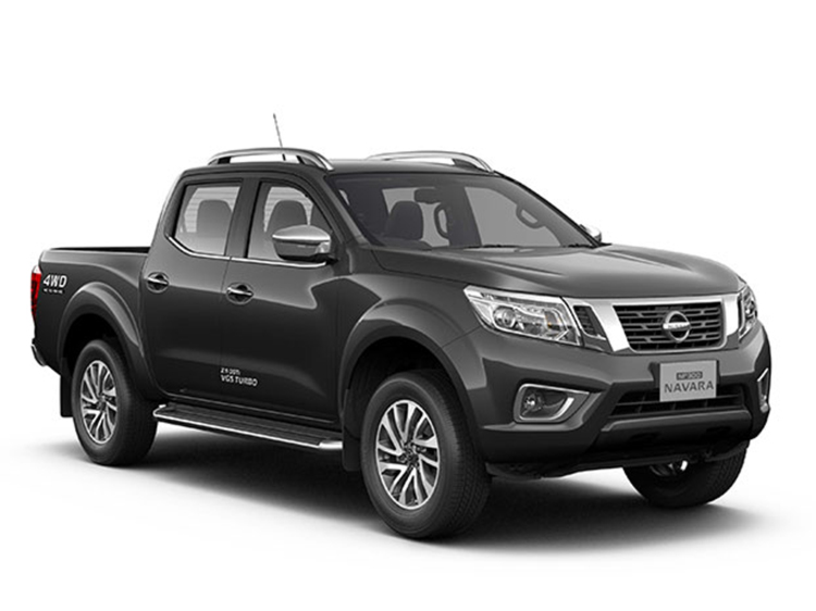Tekna 2.3L dCi 190 Manual Diesel Double Cab