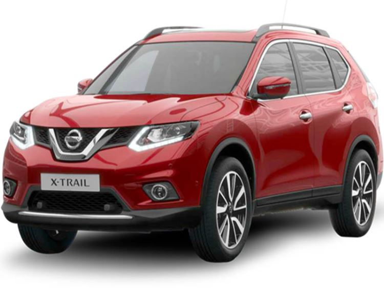 Nissan X-Trail 2.0 DCI N-Vision 4wd