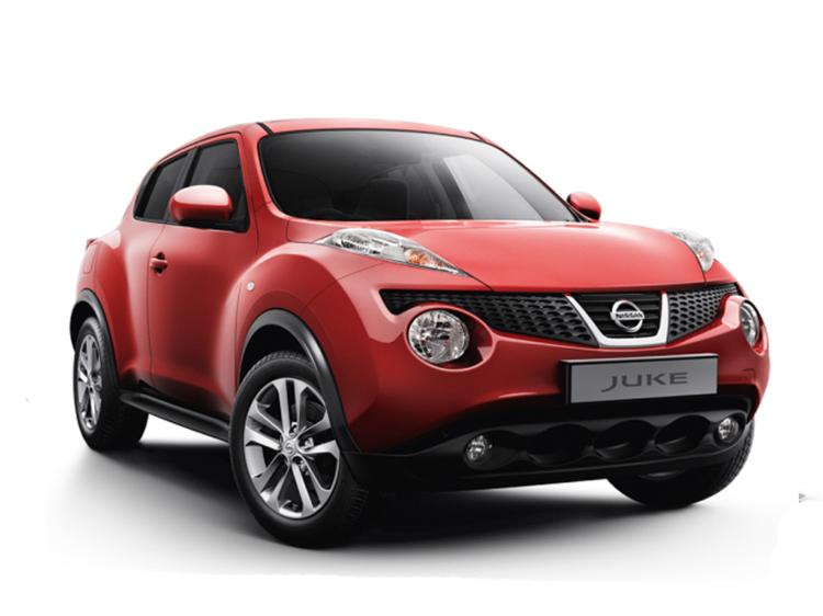 Nissan Juke 1.6 Acenta Xtronic transmission 5dr Auto
