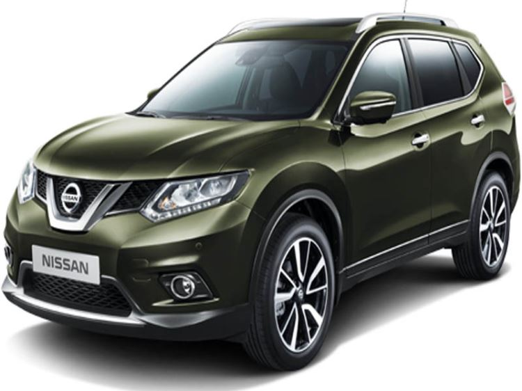 Nissan X-Trail 1.6 dCi Acenta 5dr 4WD