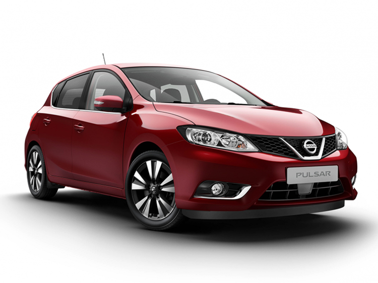 Nissan Pulsar N-Connecta 1.2