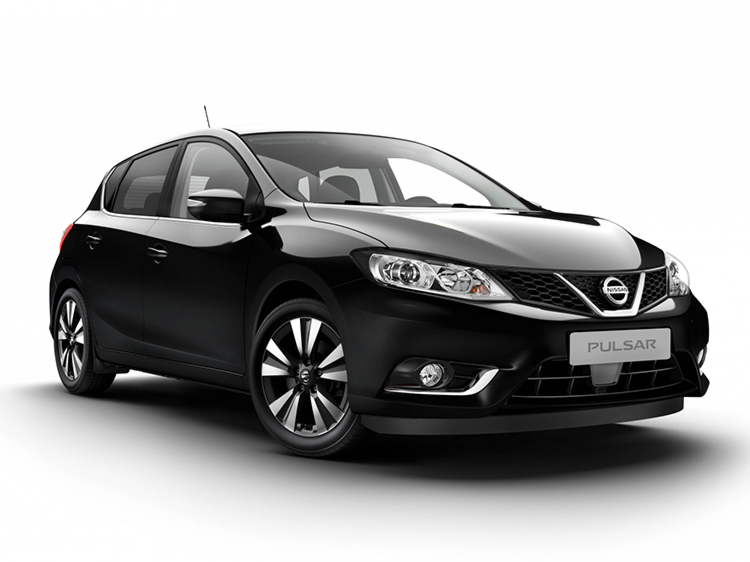 new nissan pulsar cars motorparks nissan pulsar. Black Bedroom Furniture Sets. Home Design Ideas