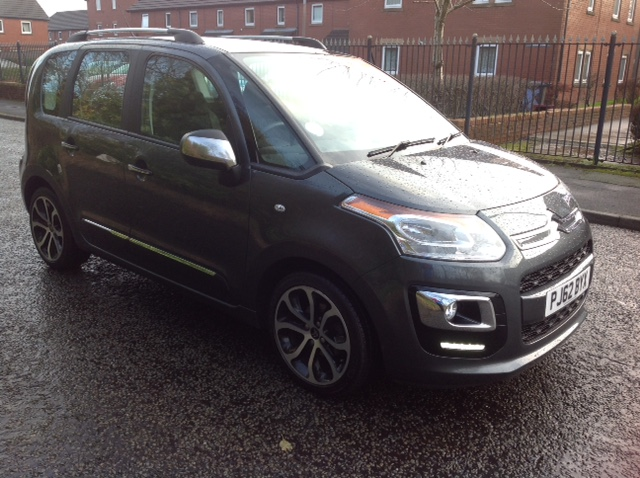 Citroen Picasso HDi 8V Selection 1.6 Diesel 5 door Hatchback (2013) image