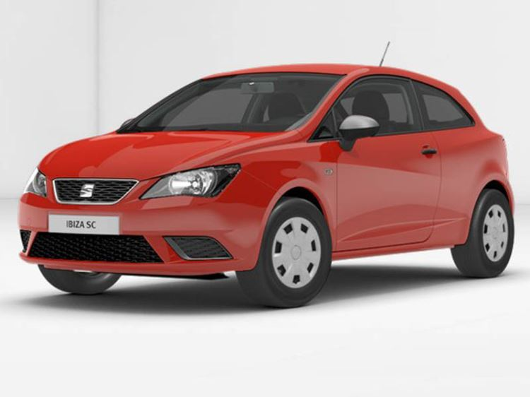 SEAT Ibiza SC 1.0 12V 75PS E