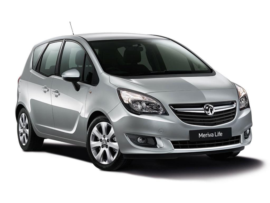 Vauxhall Meriva LIFE 1.4i 100PS