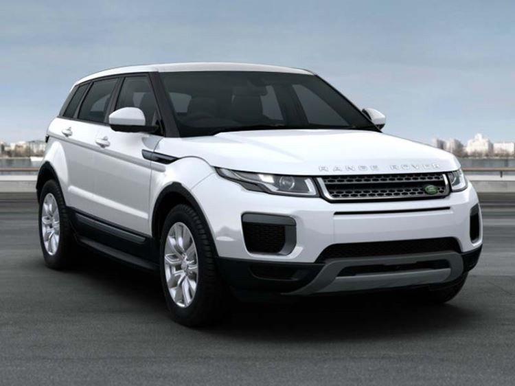 Land Rover Range Rover Evoque   Litre Ed E Capabilitysel Manual Hp