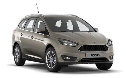 Ford Focus Estate Zetec 1.0T EcoBoost 125ps