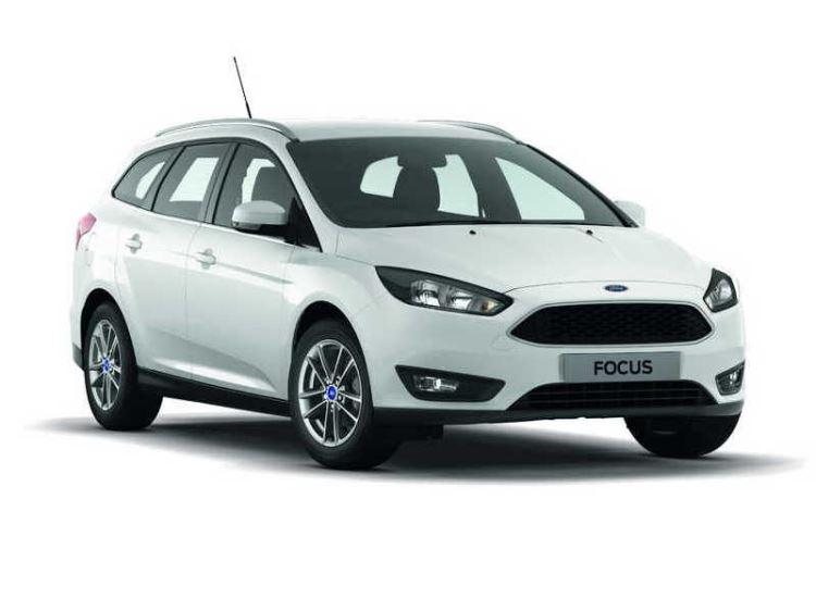 Ford Focus Estate Zetec 1.5TDCi 120ps