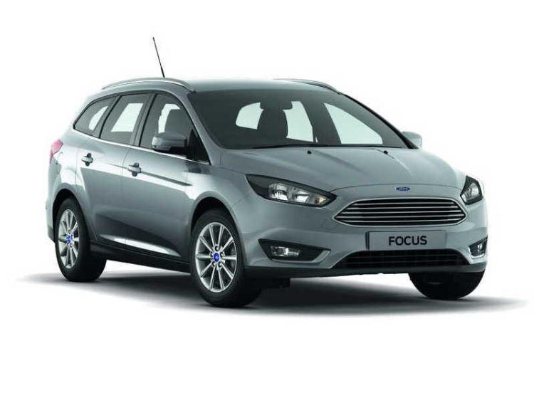 Ford Focus Estate Titanium 1.5T EcoBoost 150ps