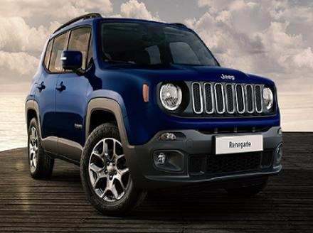 Jeep Renegade 1.6L E-torQ 110hp Longitude Incl Special Paint