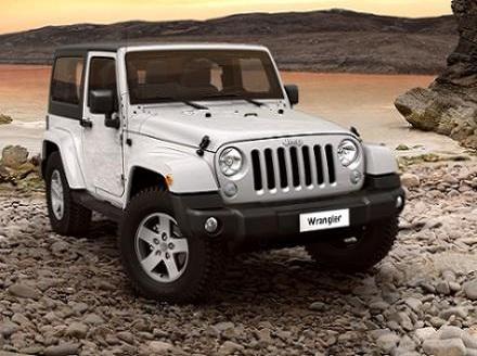 Jeep Wrangler 2.8 CRD Sahara 2dr Auto