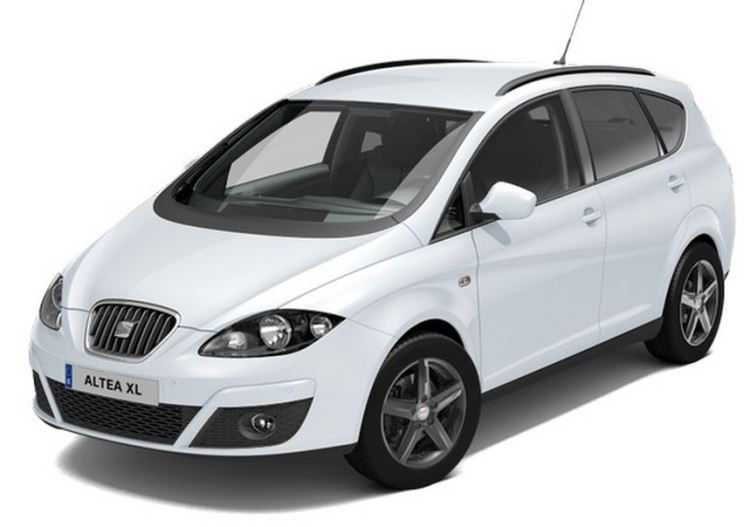 Seat Altea 1.6 TDI CR SE 5dr DSG Diesel Automatic Estate (2012) image