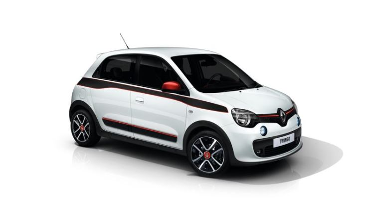 Renault Twingo 0.9 TCE Iconic 5dr [Tech/Sunroof] [SS]