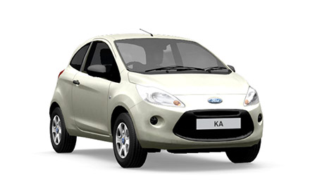 New Ford Ka Cars