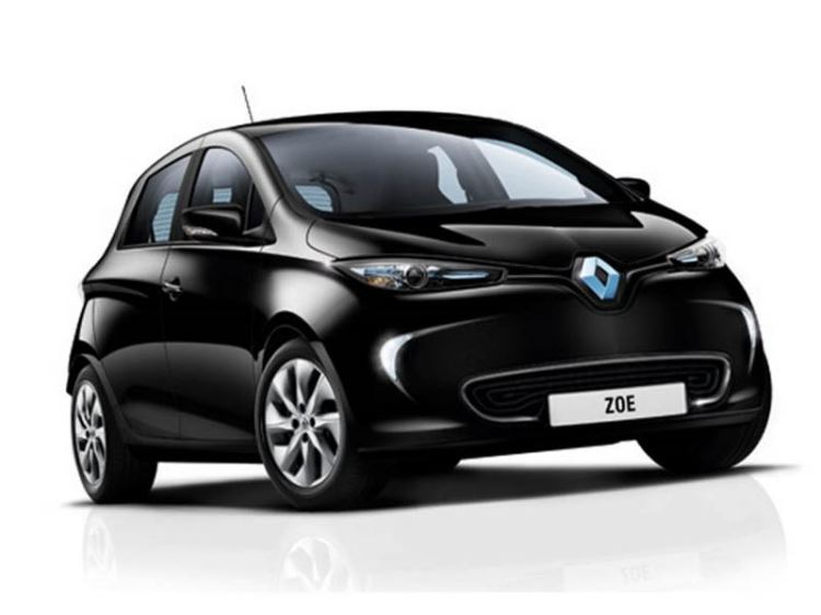 Renault ZOE Dynamique Nav Rapid Charge