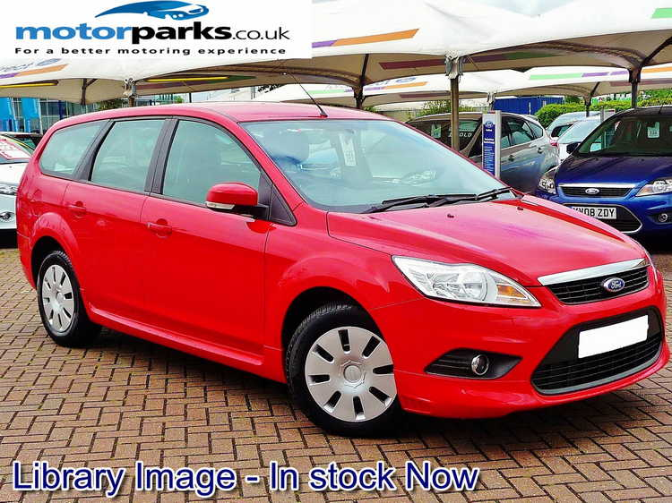 Ford Focus 1.6 Style 5dr Estate (2008) image