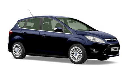 Ford Focus C-Max 2.0 TDCi Titanium 5dr Powershift Diesel Automatic Estate (2012) image
