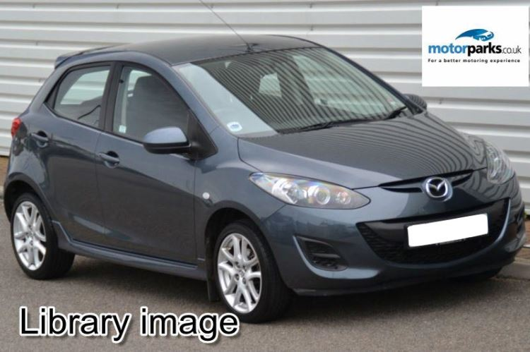 2012 mazda mazda2 for sale in leicester cargurus uk. Black Bedroom Furniture Sets. Home Design Ideas