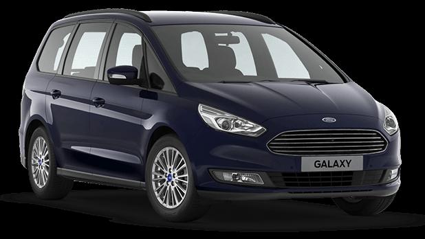 Ford Galaxy 2.0 TDCi 150 Zetec 5dr Powershift [Nav]