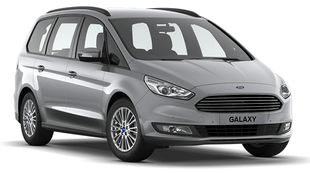 Ford Galaxy 2.0 TDCi 120 Zetec 5dr