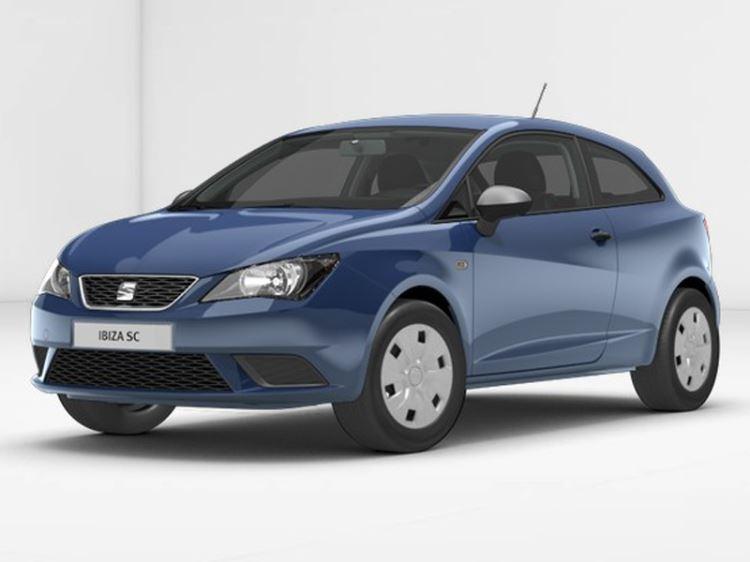 SEAT Ibiza SC 1.0 12V 75 PS S [AC]