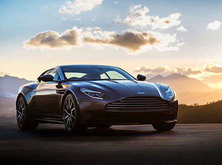 Aston Martin DB11 - New generation of design and technology