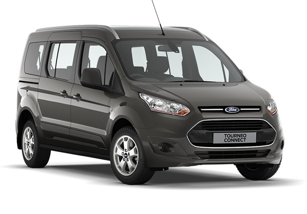Ford Grand Tourneo Connect 1.5 TDCi 120 Titanium 5dr