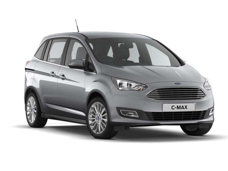 Ford Grand C-Max 2.0 TDCi 150PS Titanium X 5dr