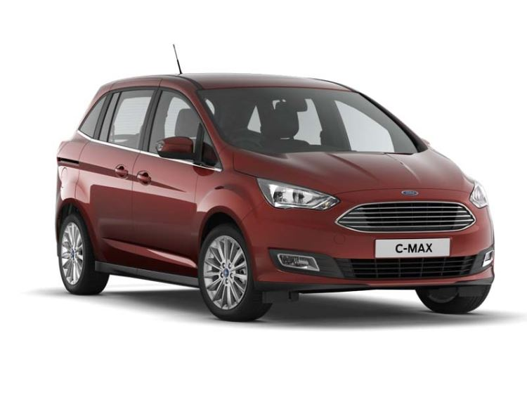 Ford Grand C-MAX Titanium X 1.5 TDCi 120PS Powershift
