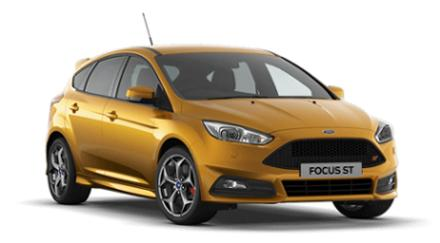 Ford Focus ST ST-2 2.0 TDCi 185PS Powershift