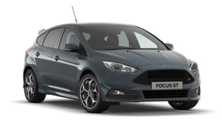 Ford Focus ST ST-3 2.0 TDCi 185PS Powershift